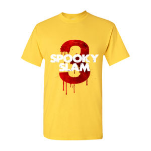 RISE - Spooky Slam 3 Logo (Double Sided) Shirt Thumbnail